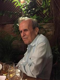 Ricardo Alarcon is a former Cuban diplomat that discovered Jewish roots.